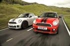 Mini is starting to stretch brand credulity. Photo / Supplied
