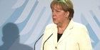 Watch: Merkel's credibility and eurozone confidence on the line