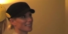 Watch: Zara Phillips leaves for Auckland
