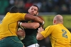 South Africa and Australia are set to clash in the quarterfinals. Photo / Getty Images