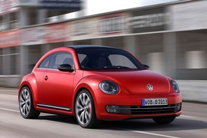The next-gen Volkswagen Beetle. Photo / Supplied
