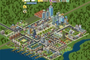 CityVille makers Zynga claim the game has 72 million users. Photo / Supplied