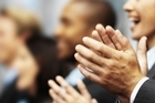 Debbie Mayo-Smith explains what you can do to get a standing ovation. Photo / Thinkstock