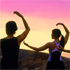 Tai Chi at Golden Door's Elysia retreat in New South Wales. Photo / Supplied