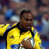 Jonah Lomu for the Hurricanes. Photo / Getty Images