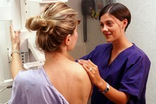 If you find mammograms unduly unpleasant then perhaps you should consider switching service providers. Photo / Thinkstock