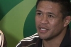 Keven Mealamu responds to talk of a possible All Blacks boycott of the next Rugby World Cup, the team give their best wishes to sick former All Black Jonah Lomu and Mike Cron and Andy Ellis praise the Franks brothers.
