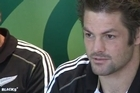 All Blacks captain Richie McCaw is out of the Pool A match against Canada due to injury leaving Dan Carter to captain the side in Wellington.