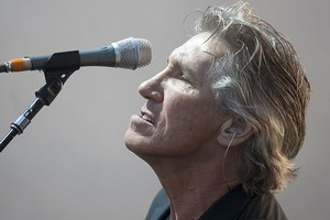 Roger Waters has joined forces with Shakira to create and island retreat for millionaires. Photo / Richard Robinson