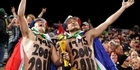 View: South Africa v Samoa: Joy and agony