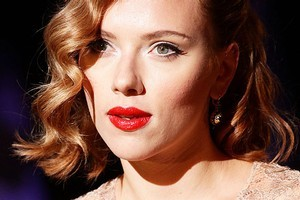 Scarlett Johansson has called an alleged nude photo hacking from her phone 'unjust'. Photo / Getty