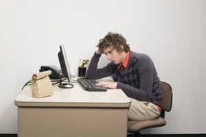 Doing this for eight hours a day will only shorten your life. Photo / Thinkstock
