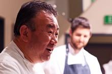 Tetsuya Wakuda's cooking skill makes his ingredients shine. Photo / Supplied