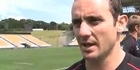 Watch: NRL: Warriors ready for grand final showdown