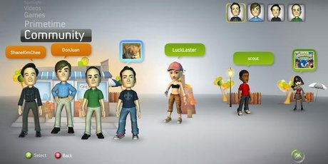Xbox Dashboard changes will include a Kinect-friendly interface. Photo / Supplied