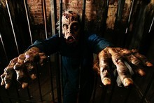 Zombies are proving to be popular among Make My Movie contestants. Photo / Chris Skelton 