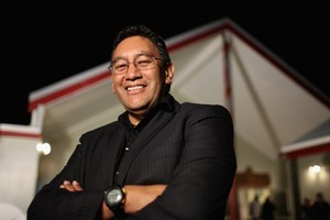 Mana Party Leader Hone Harawira. Photo / Getty Images