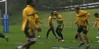 Watch: Wallabies train for Rugby World Cup quarter final
