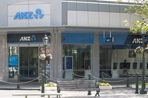 ANZ and National banks are included in the list of Australian owned bankcs now worried about the prospect of a credit rating downgrade. Photo / supplied