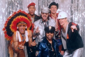 The Village People. Photo / Supplied