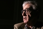 Woody Allen. Photo / AP