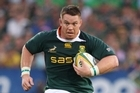 John Smit of South Africa. Photo / Getty Images