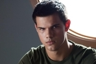 Taylor Lautner appears conscious of the camera in Abduction. Photo / Supplied