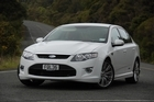 The FPV GT-E is one to remember. Photo / Jacqui Madelin