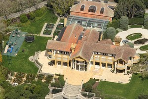 Graeme Hart bought the property in 1995 for $2 million, it's now worth at least 10 times that amount. Photo / Janna Dixon