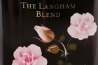 The Langham Blend loose leaf tea. Photo / Babiche Martens