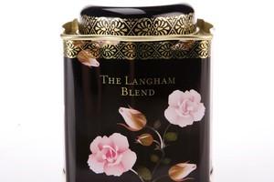 The Langham Blend loose leaf tea. Photo / Babiche Martens