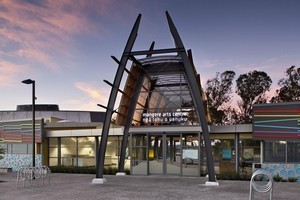 The Mangere Arts Centre. Photo / Supplied