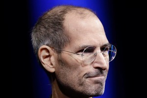 Apple co-founder Steve Jobs has died at the age of 56. Photo / AP