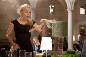 Anna Faris tries hard to make the gags feel fresh in What's Your Number? Photo / Supplied