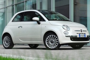 The Fiat 500. Photo / Supplied