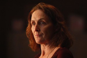 Fiona Shaw had parts in the 'Harry Potter' films and 'True Blood' series. Photo / Supplied