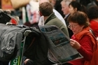 Boarding planes can often be slowed by people not waiting for their row to be called. Photo / Kenny Rodger