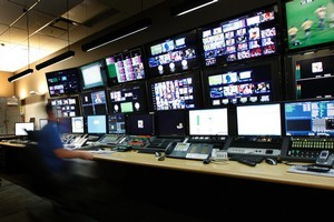 Sky TV has managed to strangle free public television in New Zealand. Photo / Sarah Ivey