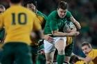 Ireland are yet to name the team hooker. Photo / Brett Phibbs