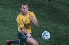 Quade Cooper in action. Photo / Greg Bowker