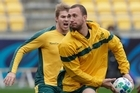 Wallabies first five-eighth Quade Cooper. Photo / Mark Mitchell