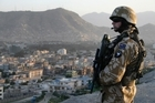 SAS soldiers are helping out in Afghanistan of their own free will. Photo / NZ Herald