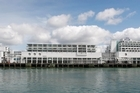 Fifty parties have registered an interest in the sale of the Hilton Hotel at the northern tip of Princes Wharf in downtown Auckland. Photo / Steven McNicholl