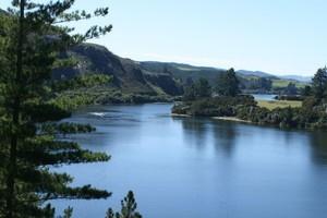 The Waikato River. Photo / Jim Eagles