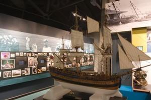 Torpedo Bay Navy Museum. Photo / Paul Estcourt