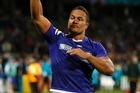 Samoan rugby player Eliota Fuimaono-Sapolu's disciplinary hearing over his Twitter activity has been postponed. Photo / Dean Purcell