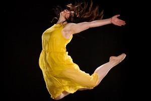Contemporary dancer Lucy Miles. Photo / Babiche Martens