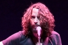 Chris Cornell peforms at ASB Theatre in Auckland. Photo / Ukiah Brown