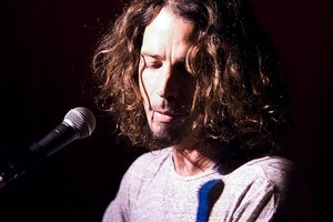 Chris Cornell will be performing intimate acoustic shows in Auckland tonight and tomorrow. Photo / Supplied