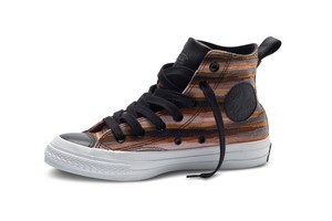 Limited edition Missoni for Converse Chuck Taylor All Star sneaker ($250). Photo / Supplied